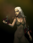 Mother of Dragons by DennisBell
