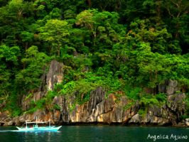 Travel to Palawan by Angelica-Aquino