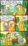Comic: Close Enough? by sophiecabra