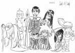 Exaydras Royal Family by luciano6254