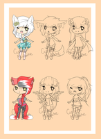 .: CYP + Auction Adopts:. { closed } by curled-mustache