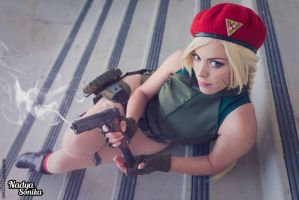 Cammy Street fighter by nadyasonika