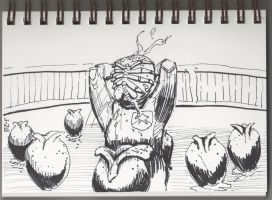 04 25 2012 Daily Draw Eggs by LineDetail