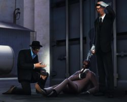 Mafia work by Deniszizen