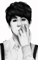 Yang Yoseob by BlueBerry-is-cute