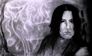 Harry Potter Severus Snape Patronus by PaulaTnT