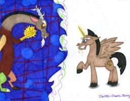 MLP - Accord and Discord - 'Confrontation' by Jackie-Chaos-Bunny