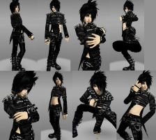 Random IMVU Creation by RetroNinja