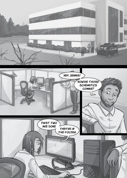 There Are No Wolves - Page 26 by hnkkorgris