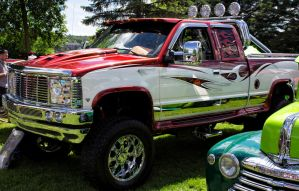 Chevy Pickup by jonathanfaulkner