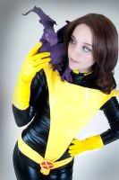 Kitty Pryde by InfiniteWynn