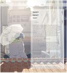 DRAMAtical Murder Clear JournalSkin by NotLucy