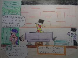 CMC Magic Show by justaviewer94