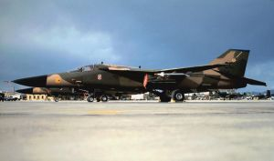 """523 TFS F-111D at """"Longrifle"""" by F16CrewChief"""