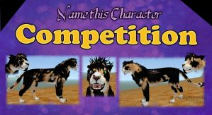 :NameThisCharacter: Competition {CLOSED} by Zophrenia