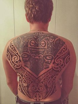 Tribal back add on by shepush