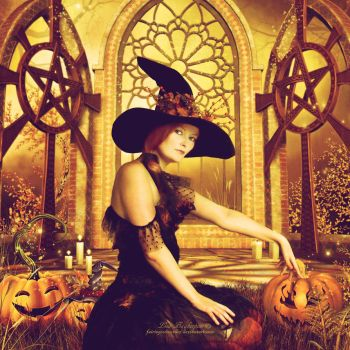 The Good Witch by FairieGoodMother