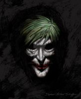 The Joker by StephenSchaffer