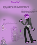 Mahrko Ref by LimeInDaCoconut