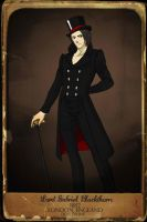 Lord Blackthorn by T1p2