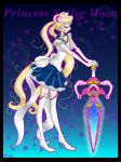 Princess Sailor Moon by noelle23
