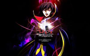 Code Geass: Lelouch - Obey Me by GambitVII