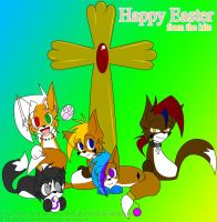 Happy Easter 09 by MidNight-Vixen