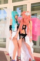 Miku x Luka - Blame of Angel by ArashiHeartgramm