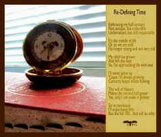 Re-Defining Time by ParadigmParadox