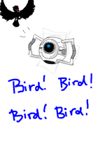 Wheatley Freakout by UniGalvacron