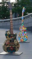Amazing Guitars 3 by empty-paper-stock