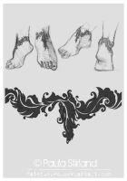 Ankle Ink by hatefueled