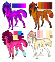 Point Adoptable Batch [CLOSED] by SodaButtles