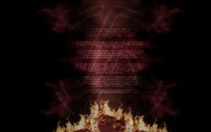 Linkin Park Burning InTheSkies by DesignsByTopher
