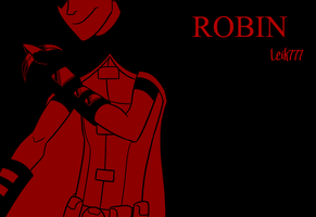 Robin by AnArtistCalledRed