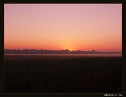 before sunrise by Grohai
