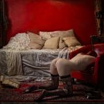 Red Wall Series - emmatenile by mastertouch
