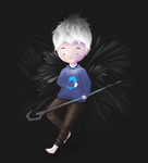 Jack Frost: Keep believing by Wie-e
