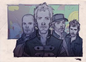 Coldplay by DenisM79