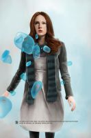 Amy Pond by wtrn