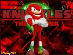 Sonic Boom Knuckles - Wallpaper by Knuxy7789