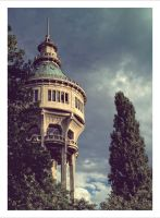 Water Tower by Ylla-K