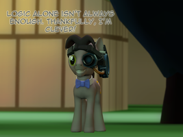 Pony Mr. Clever: Gmod Version by mattwo