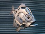 Alfonsino Fish by HubcapCreatures