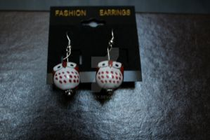 Owl Earrings by Lassietay