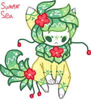 Summer Sea Tranceling AUCTION by Celestial-Trance