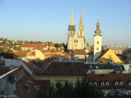Zagreb by Andromede213