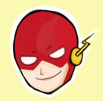 Flash by bluehippopo