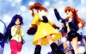 clannad wallpaper 6 (memories series) by agarest-of-war