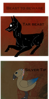 TCOR // Beast to Beware by catbae